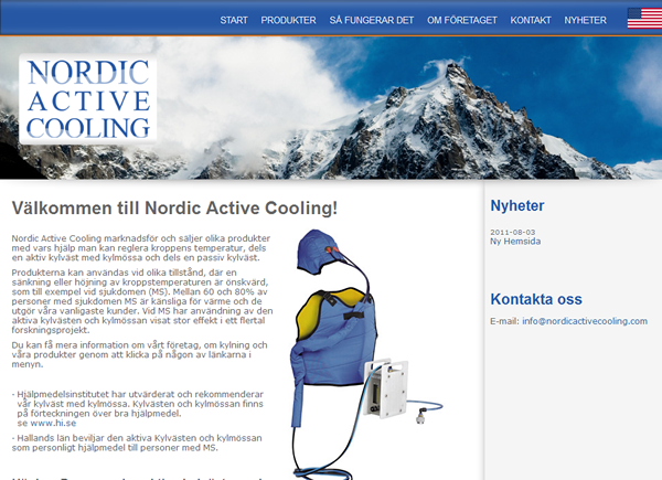 Nordic Active Cooling